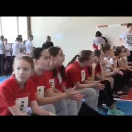 Президентские состязания среди семиклассников г. Йошкар-Олы