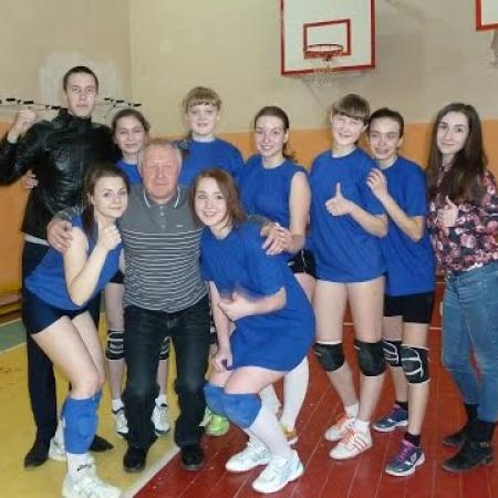 Первенство Йошкар-Олы по волейболу среди девушек